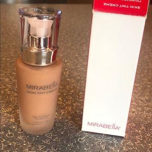 Mirabella skin tint creme 4N NIB